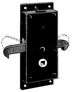 schlo f r schiebet ren pastore lombardi stellt das. Black Bedroom Furniture Sets. Home Design Ideas