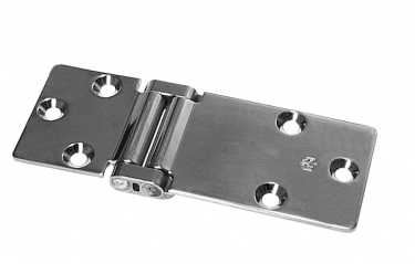 Double Jointed Recessed Hinge Pastore Amp Lombardi